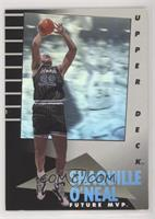 Shaquille O'Neal [EXtoNM] #/138,000