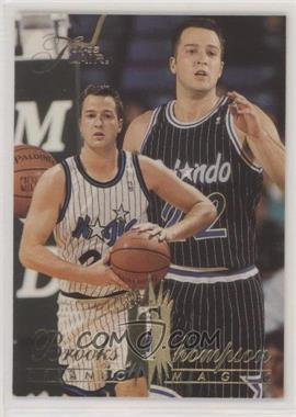 1994-95 Flair - [Base] #279 - Brooks Thompson