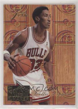 1994-95 Flair - Play Maker #6 - Scottie Pippen