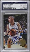 Jason Kidd [PSA/DNA Certified Encased]