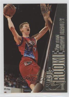 1994-95 Fleer Ultra - NBA All-Rookie #6 - Shawn Bradley