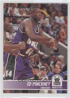 1994-95 NBA Hoops - [Base] #348 - Ed Pinckney