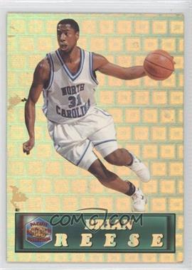 1994-95 Pacific Crown Collection Prism - [Base] - Gold #47 - Brian Reese