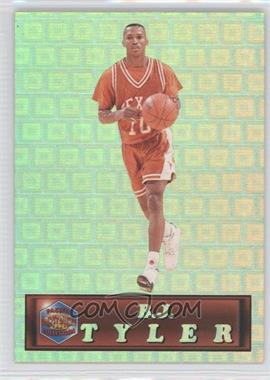 1994-95 Pacific Crown Collection Prism - [Base] - Gold #62 - B.J. Tyler