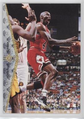 1994-95 SP - Michael Jordan He's Back - Silver #MJ 1 - Michael Jordan