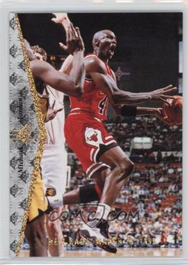 1994-95 SP - Michael Jordan He's Back - Silver #MJ 1 - Michael Jordan