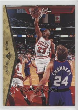 1994-95 SP - Promotional Sample #23 - Michael Jordan