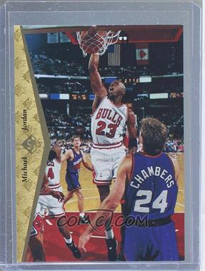 1994-95 SP - Promotional Sample #23 - Michael Jordan