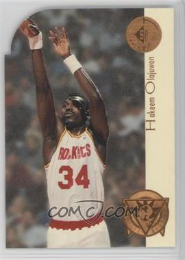 1994-95 SP Championship Series - Playoff Heroes - Die-Cut #P8 - Hakeem Olajuwon