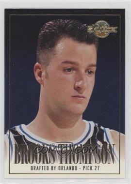 1994-95 Skybox - Draft Picks #DP27 - Brooks Thompson