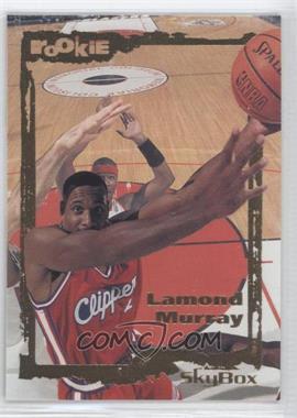 1994-95 Skybox Emotion - [Base] #107 - Lamond Murray
