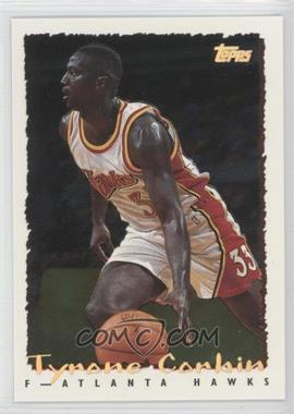 1994-95 Topps - [Base] - Spectralight #297 - Tyrone Corbin