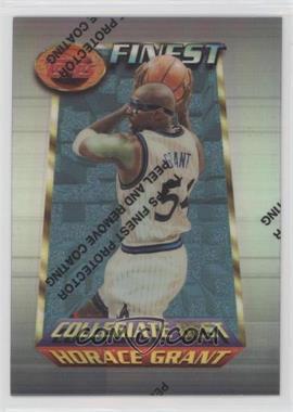 1994-95 Topps Finest - [Base] - Refractor #203 - Collegiate Best - Horace Grant