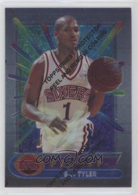 1994-95 Topps Finest - [Base] #316 - B.J. Tyler