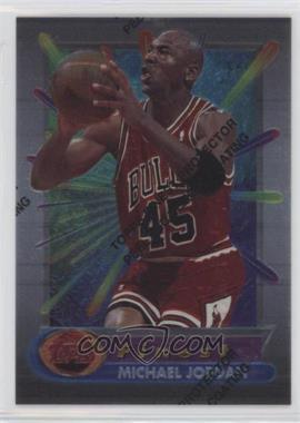 1994-95 Topps Finest - [Base] #331 - Michael Jordan