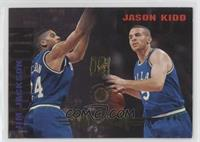 Back Court Tandem - Jim Jackson, Jason Kidd
