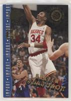 All-Import - Hakeem Olajuwon [EX to NM]
