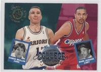 St. John's College Teammates (Chris Mullin, Mark Jackson)
