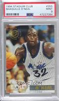 Faces of the Game - Shaquille O'Neal [PSA 9 MINT]