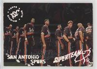 San Antonio Spurs Team