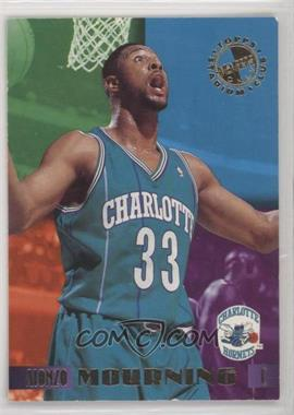 1994-95 Topps Stadium Club Members Only - Box Set [Base] #15 - Alonzo Mourning [EX to NM]