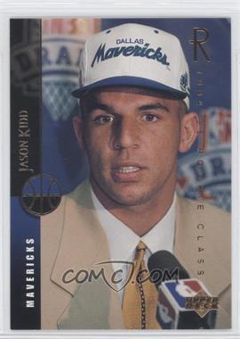 1994-95 Upper Deck - [Base] #160 - Jason Kidd