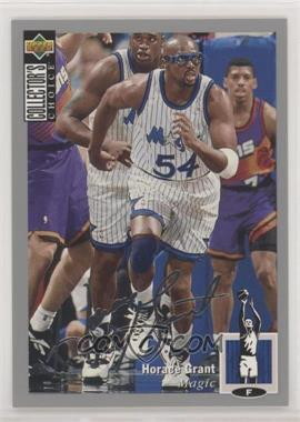 1994-95 Upper Deck Collector's Choice - [Base] - Silver Signature #354 - Horace Grant