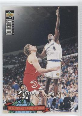 1994-95 Upper Deck Collector's Choice - [Base] #401 - Chris Webber