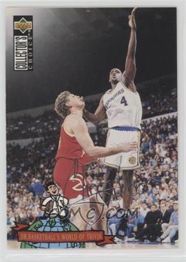1994-95 Upper Deck Collector's Choice - [Base] #401 - Chris Webber