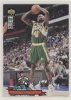 Shawn Kemp [EX to NM]