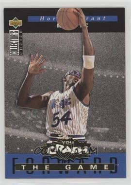 1994-95 Upper Deck Collector's Choice - Prize You Crash the Game - Rebounds Gold #R3 - Horace Grant