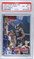 Shaquille O'Neal [PSA 8.5 NM‑MT+]