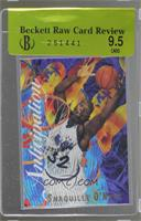 Shaquille O'Neal [BRCR 9.5]