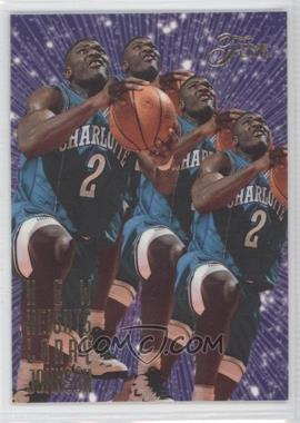 1995-96 Flair - New Heights #3 - Larry Johnson