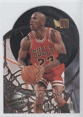 1995-96 Fleer Metal - Maximum Metal #4 - Michael Jordan