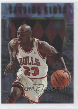 1995-96 Fleer Ultra - Scoring Kings #4 - Michael Jordan