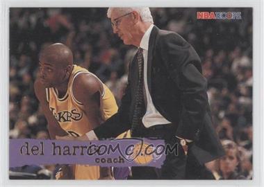1995-96 NBA Hoops - [Base] #182 - Del Harris