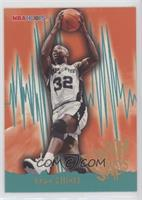 Sean Elliott [EX to NM]