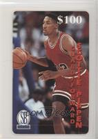 Scottie Pippen #/999