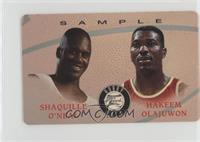 Shaquille O'Neal, Hakeem Olajuwon