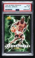Michael Jordan [PSA8NM‑MT]