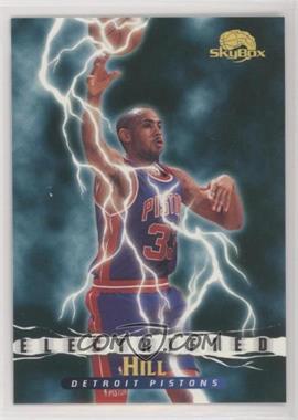1995-96 Skybox Premium - [Base] #283 - Grant Hill