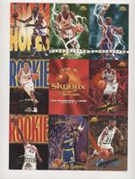 Michael Finley, Clyde Drexler, Grant Hill, Brent Barry, Alonzo Mourning, Jerry …