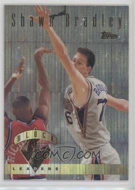 1995-96 Topps - Mystery Finest - Power Boosters #28 - Shawn Bradley
