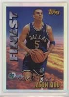 Jason Kidd Basketball Cards