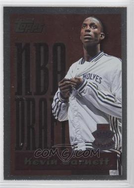1995-96 Topps - NBA Draft #5 - Kevin Garnett