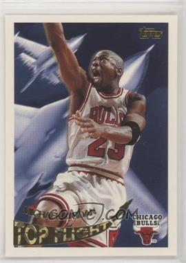 1995-96 Topps - Top Flight #TF1 - Michael Jordan