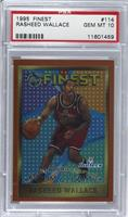 Rasheed Wallace [PSA 10]