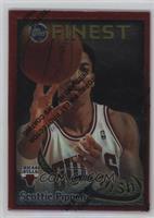 Michael Jordan, Scottie Pippen