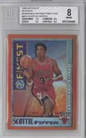 Scottie Pippen [BGS 8 NM‑MT]